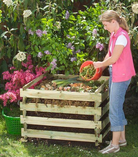 compost compostaggio avanzo alimenti cucina